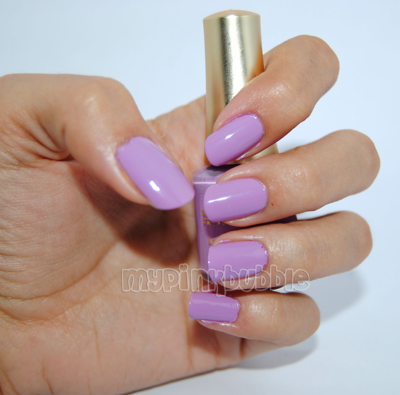 Ten image esmalte 309 Blueberry Fizz swatch