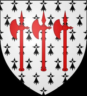 Source : Armorial des communes du Finistère