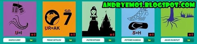 kunci jawaban game tebak gambar android level 1 9 arie