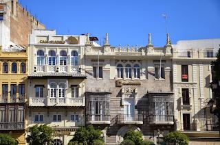 Edifico Plaza San Francisco (Sevilla)