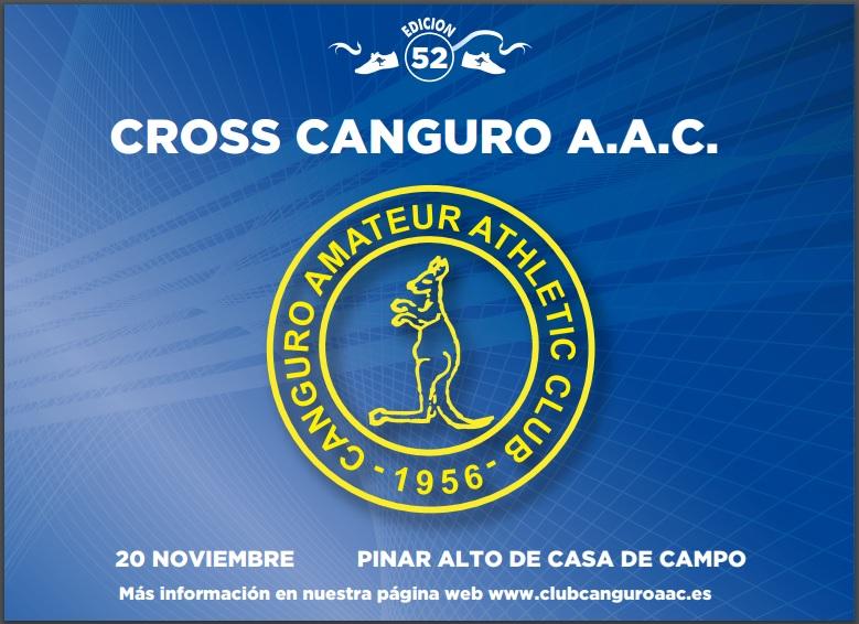 52ª Edición Cross del Canguro 2016