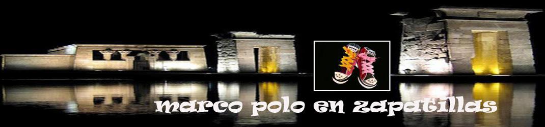 MARCO POLO EN ZAPATILLAS, Espacio de Historia, Cultura y Ocio de la villa de Madrid.