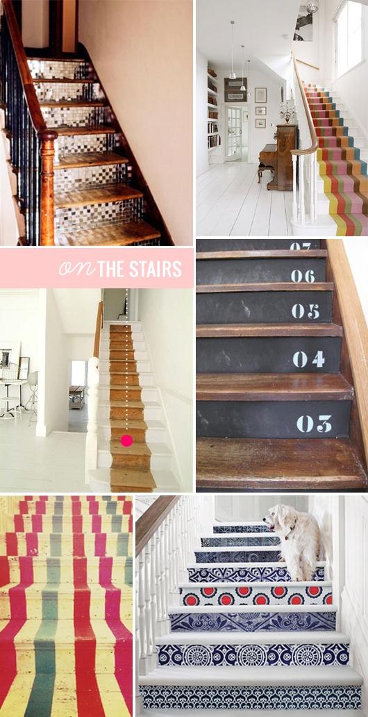 Marta decoycina escaleras de altura - Como poner moqueta ...