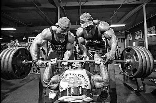 9 Passos para desenvolver um treinamento de força muscular