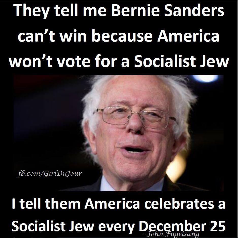 Funny Jewish Christmas Memes : Douglas whaley why i love bernie sanders ideas but hope