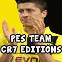 pes team cr7 editions