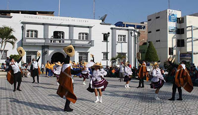 Folklore en Chepen