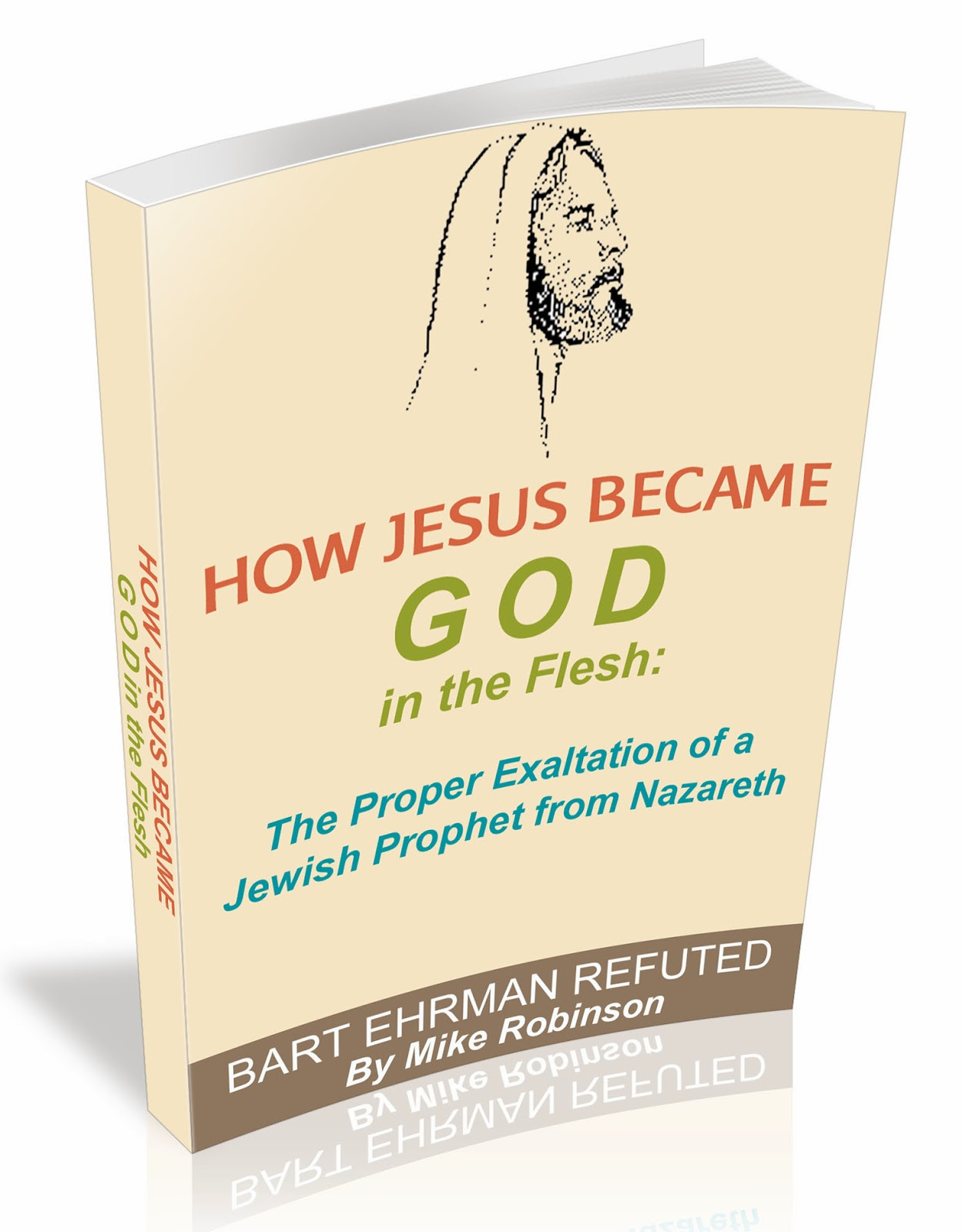how jesus became god ehrman