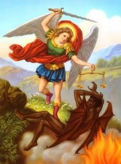Hoy 29 De Septiembre Se Celebra El Dia De San Miguel Arcangel
