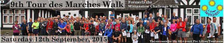The Wistanstow Challenge Walk
