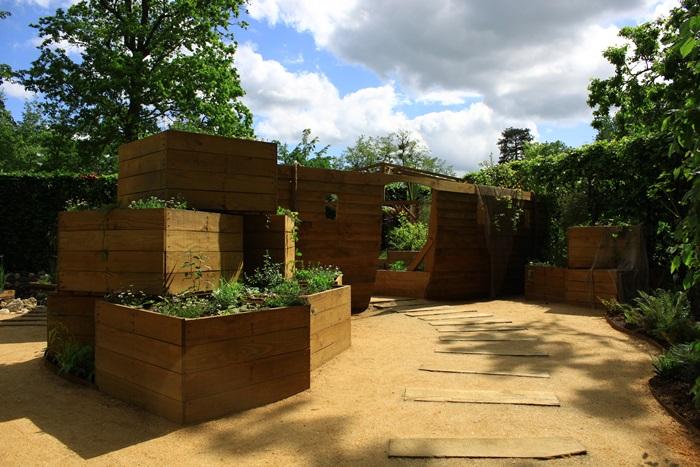 Chaumont sur loire festival des jardins l 39 arche de linn for Jardin de chaumont 2015 tarif