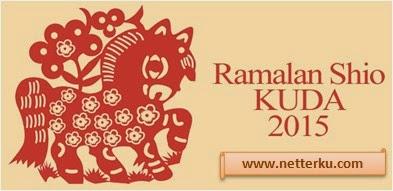 Ramalan Shio Kuda Tahun 2015 Dari Blog Netterku.com