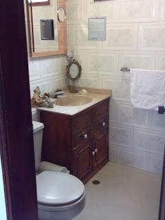 Baño apartamento amoblado carrera 15 Bogota