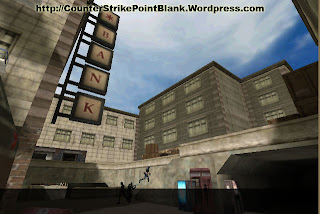Counter Strike Map CS Downtown for Condition Zero