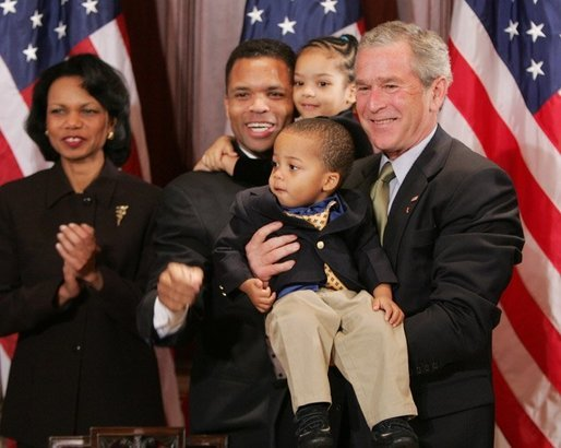George W Bush Baby Pictures