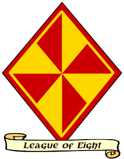 Mystara Alphatia Foresthome League of Eight heraldry