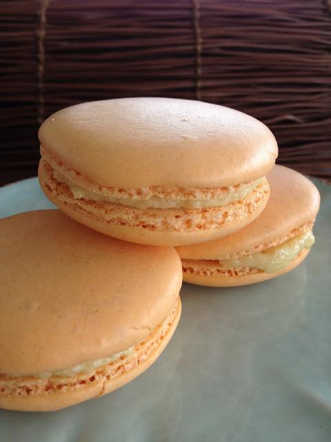 Sweet Kwisine, macarons, meringue italienne, amandes