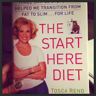 Tosca Reno The Diet Starts Here, New Book