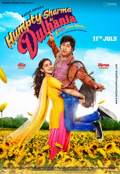 Humpty Sharma Ki Dulhania (2014) Worldfree4u - Watch Online Full Movie Free Download Hindi Movie DVDScr