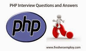 PHP interview Questions and answers for practice, PHP web developme