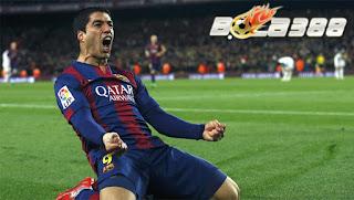 Agen Sbobet Terpercaya : Suarez percaya dapat juarakan Barcelona