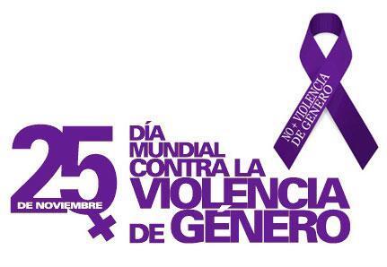 25N: Día Mundial contra a violencia de xénero