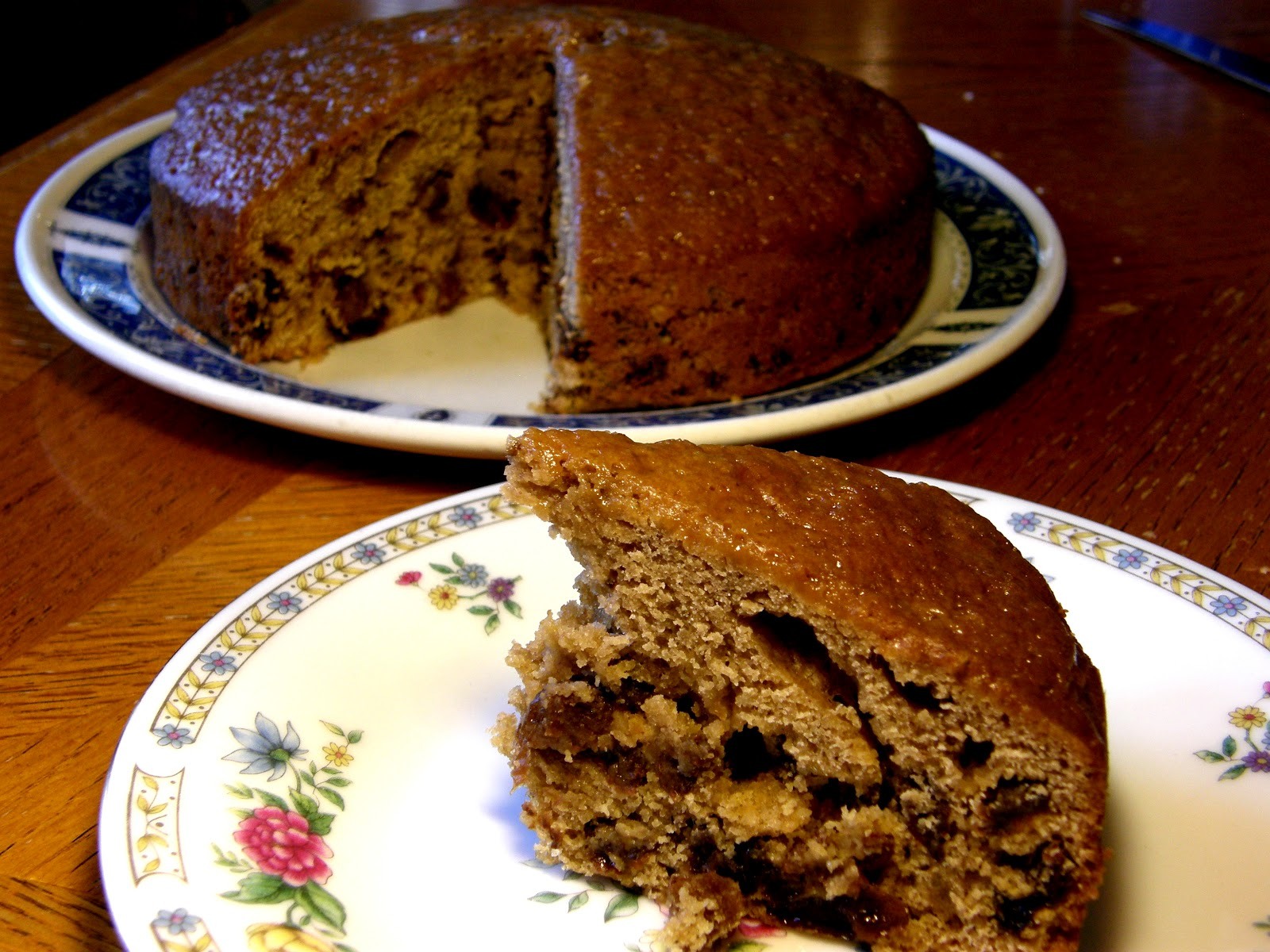 Apple And Sultana Loaf Cake Recipe