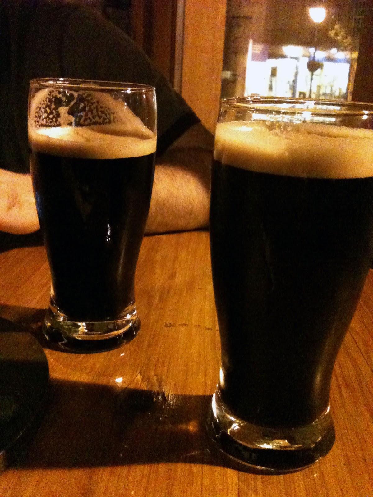 I discovered the Black Irish