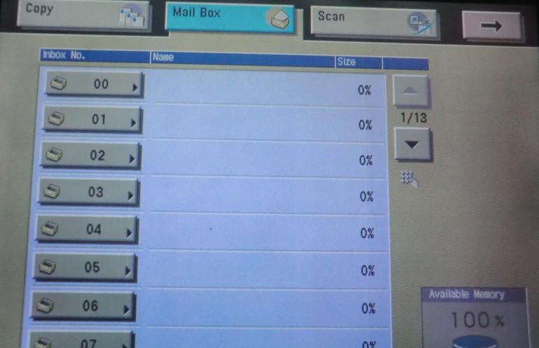 Cara Mengatasi Dokumen di Mail Box Fotocopy Hilang atau Terhapus