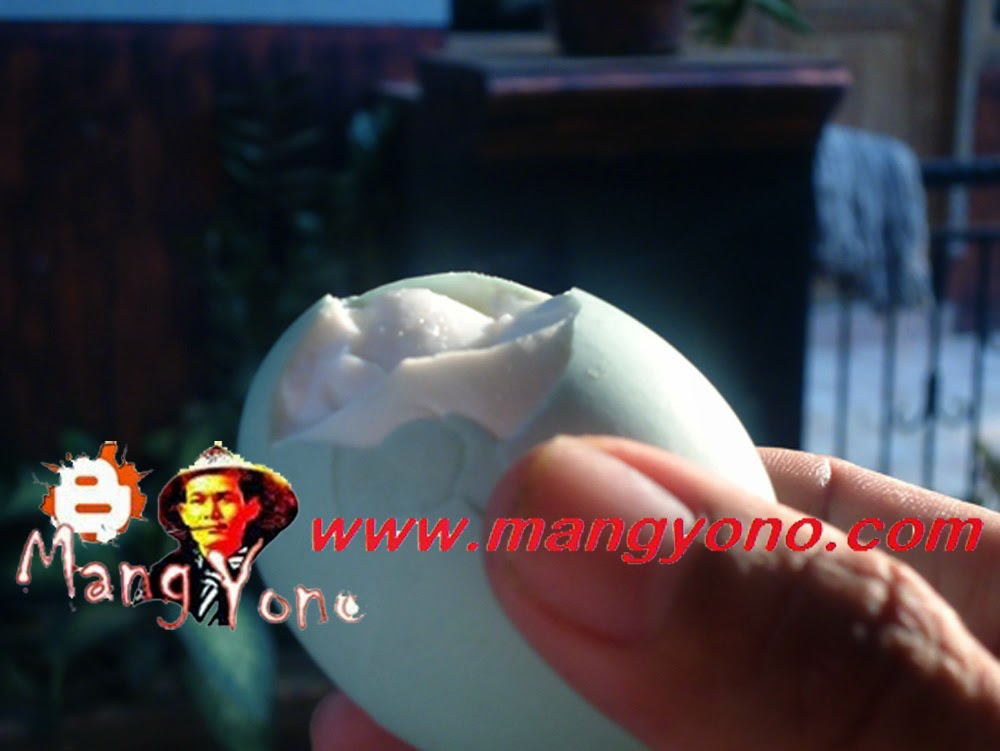 Telur Asin buatan sendiri Telur Asin yang Aman