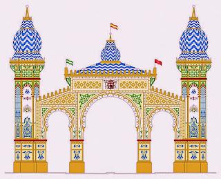 Sevilla - Portada de Feria 2014 - Gregorio Esteban