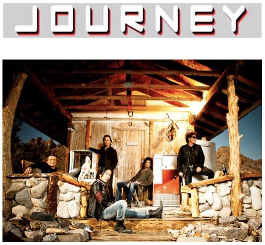 journey band 2011. journey band 2011.