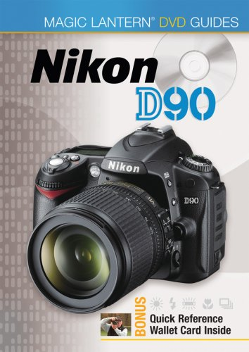 Nikon D90 DVD Guides
