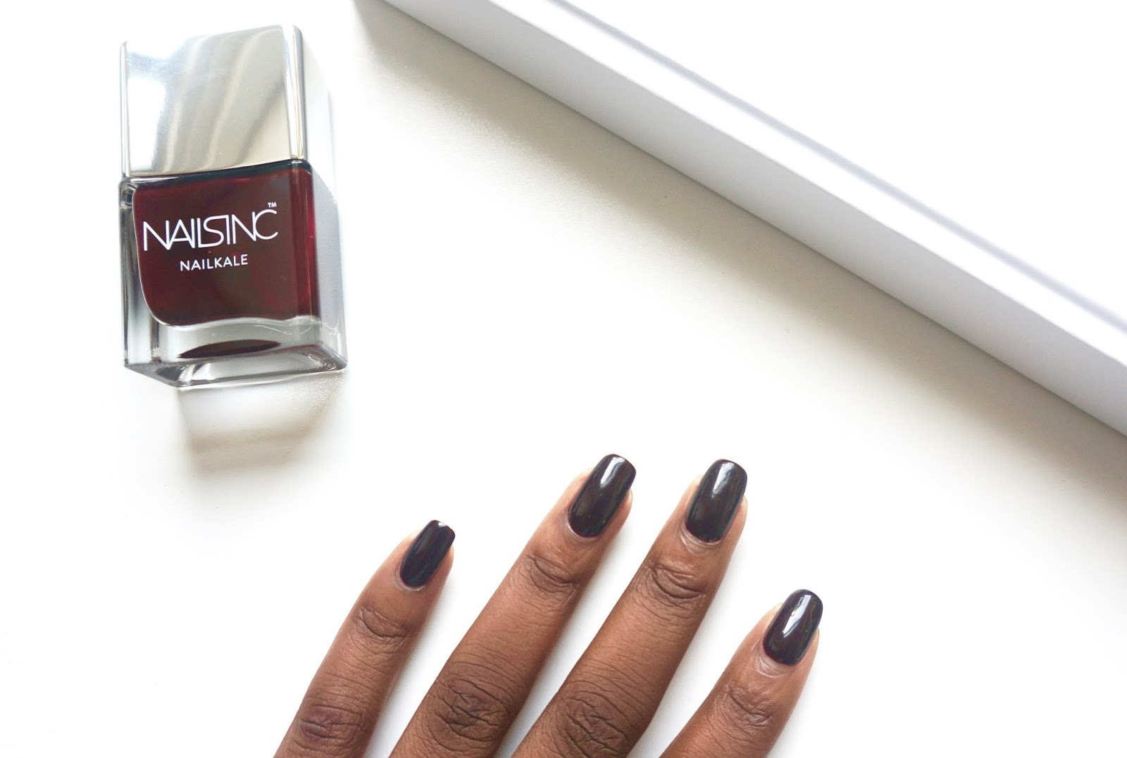 NAIL PAINT OF THE WEEK: NAILS INC. NAILKALE VICTORIA | KUIYA\'S KLOSET