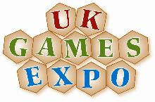 The UK Games Expo Logo
