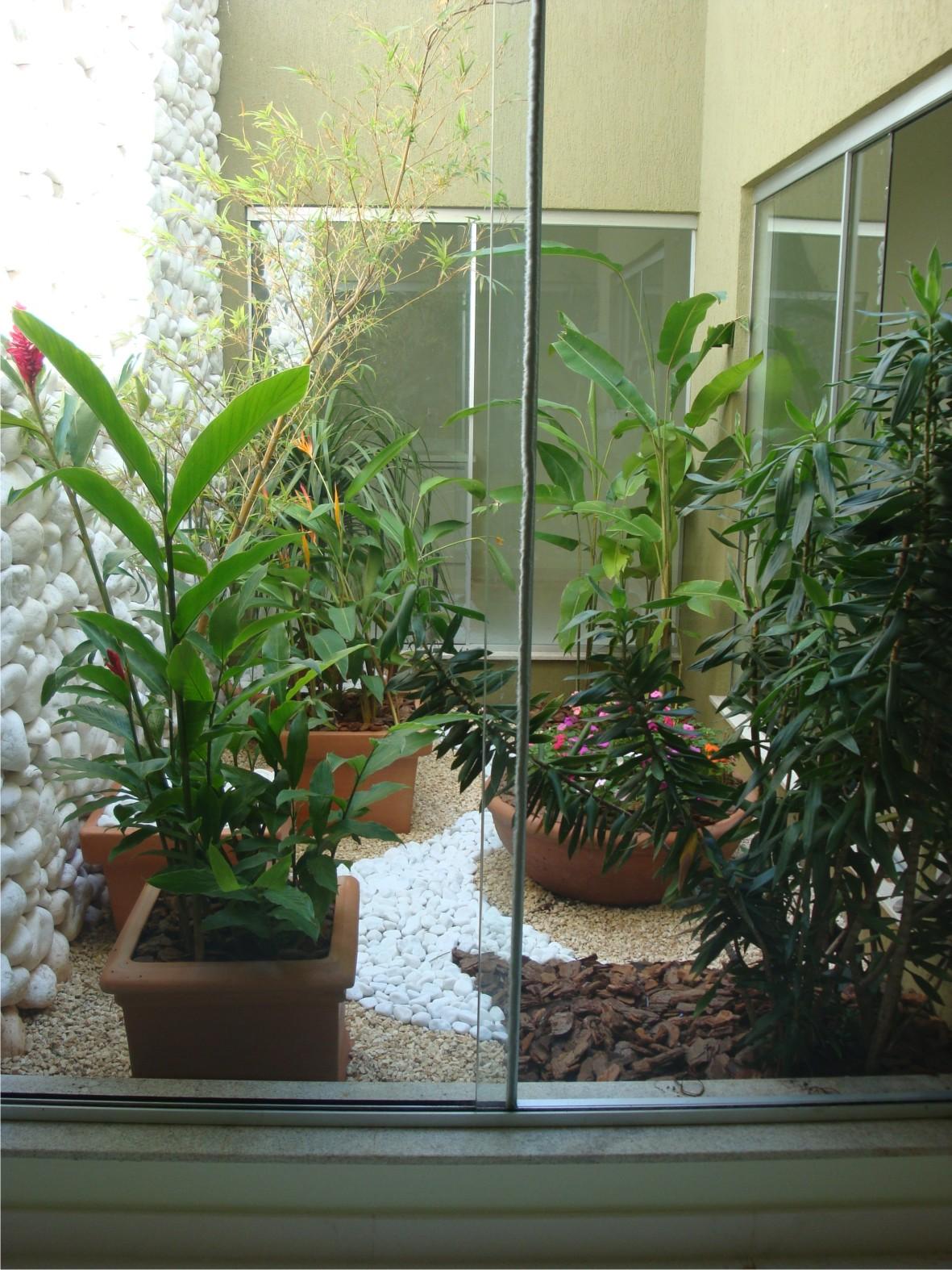 para o seu dia a dia Dicas de decoração  Jardins de inverno