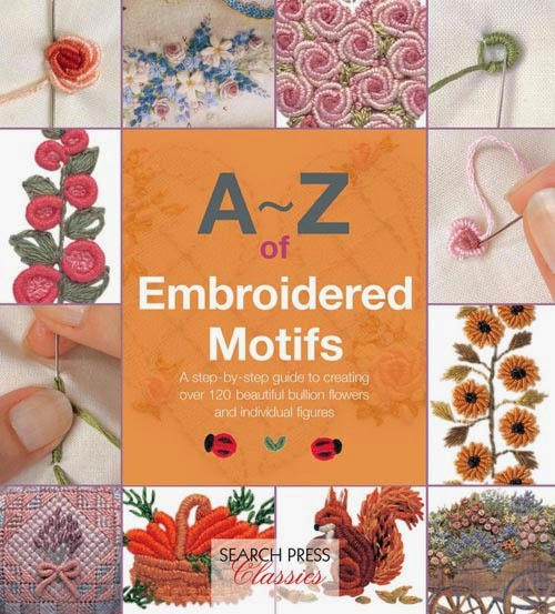 A–Z of Embroidery Motifs