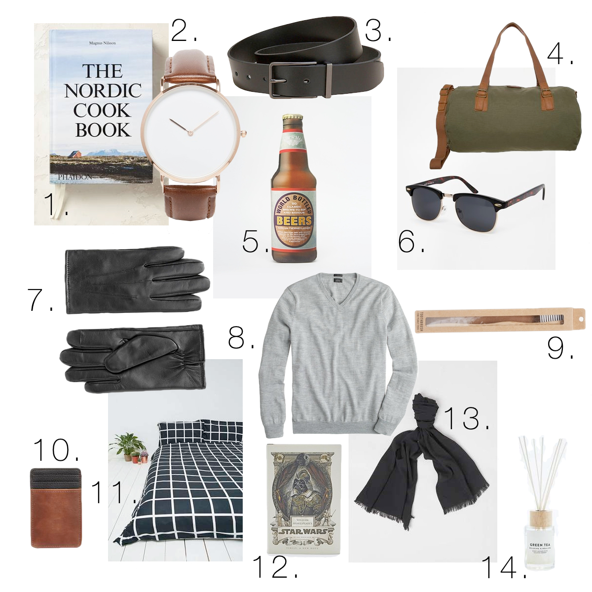 Christmas gift guide for him what vero wears for Things to buy my boyfriend
