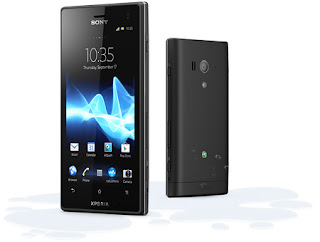 Sony Xperia Acro S Waterproof Android Phone