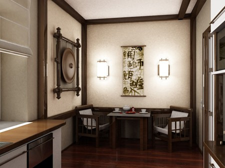Interior Design: Asian air in your home