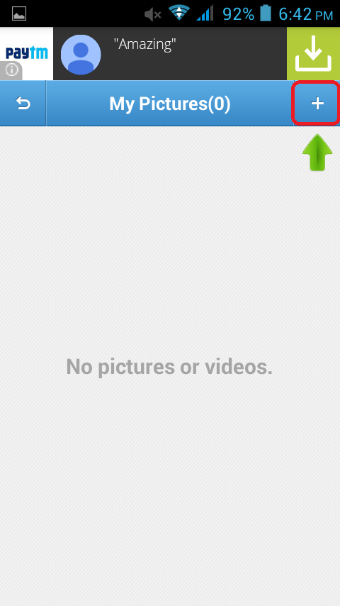 Hide Picture and Video from Phone Gallery