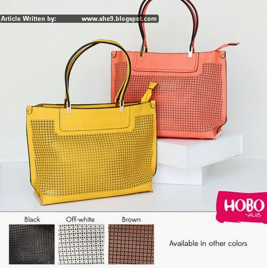 Spring Summer Handbags from HOBO by HUB