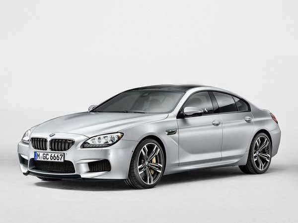 New 2014 BMW M6 Gran Coupe By BMW Individual Review