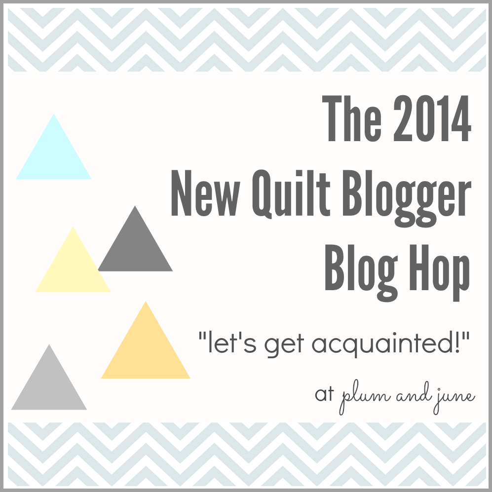 New Quilt Blog Hop 2014