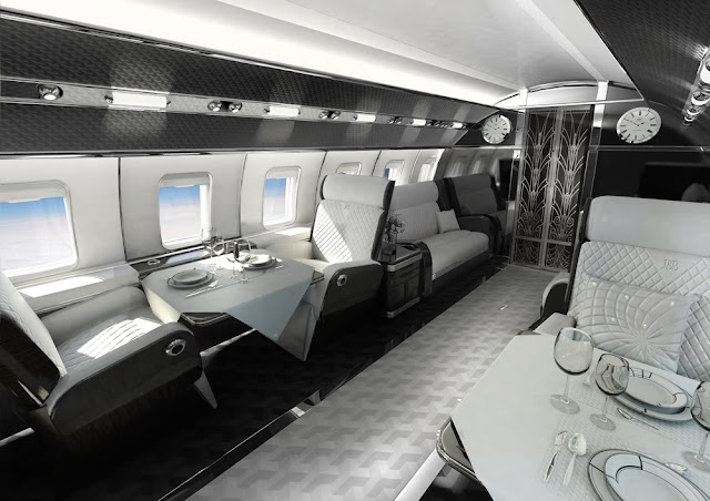 Luxury Private Jets Azee