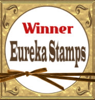 Winner Eureka Stamps Jan 2016