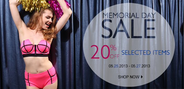 ROMWE: Memorial Day Sale 20%