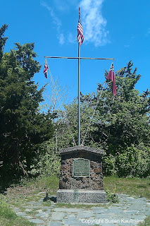 Halyburton Memorial Sandy Hook Ft. Hancock