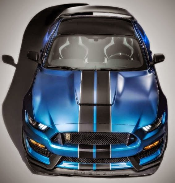 2016 Mustang Shelby GT350 Price Canada