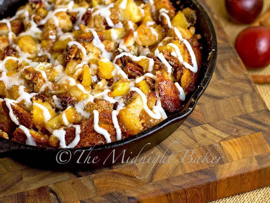 Jack daniels apple cobbler the midnight baker jack daniels apple cobbler forumfinder Choice Image